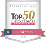 Top 50 Jury Vericts